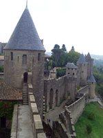 Mura di Carcassonne