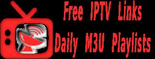 Free Daily M3U Playlist 21 November 2017