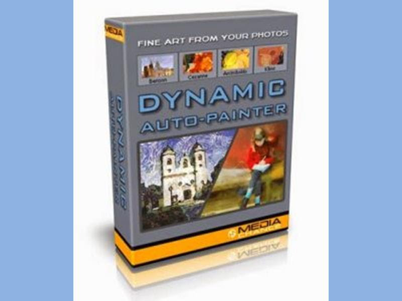 Dynamic Auto Painter Pro 5.0.3 With Serial Keys Templates Latest ...