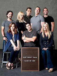 American Pie Reunion cast comedy