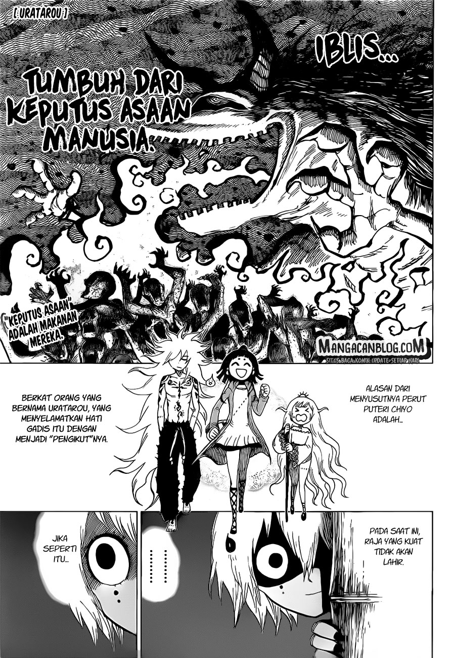 Dilarang COPAS - situs resmi www.mangacanblog.com - Komik uratarou 024 - operasi kin kuma menuju keputusasaan 25 Indonesia uratarou 024 - operasi kin kuma menuju keputusasaan Terbaru |Baca Manga Komik Indonesia|Mangacan