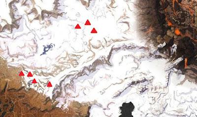 Star Metal Locations, Guide, Conan Exiles