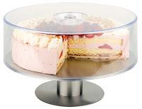 Platou tort rotativ- Tava prezentare tort- produs profesional horeca- PRET