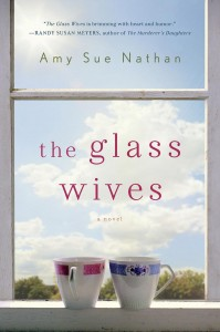 http://www.amazon.com/The-Glass-Wives-A-Novel/dp/1250016568/ref=sr_1_1?ie=UTF8&qid=1349266538&sr=8-1&keywords=Amy+Sue+Nathan