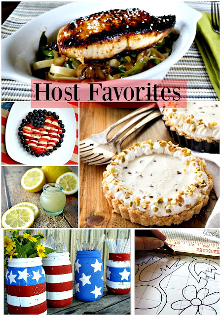 Host Favorites from Walking on Sunshine Recipes.