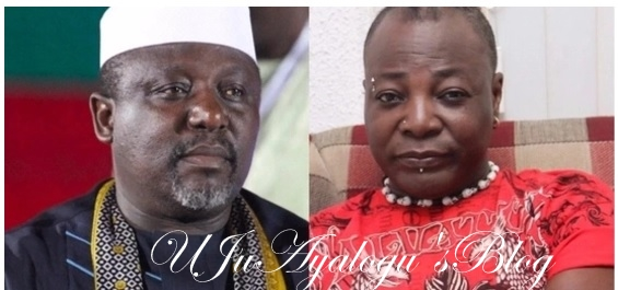 Charly Boy was recruited against me, Buhari and APC by PDP - Governor Okorocha