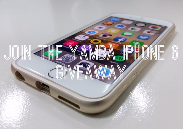 Yamba iPhone 6 giveaway