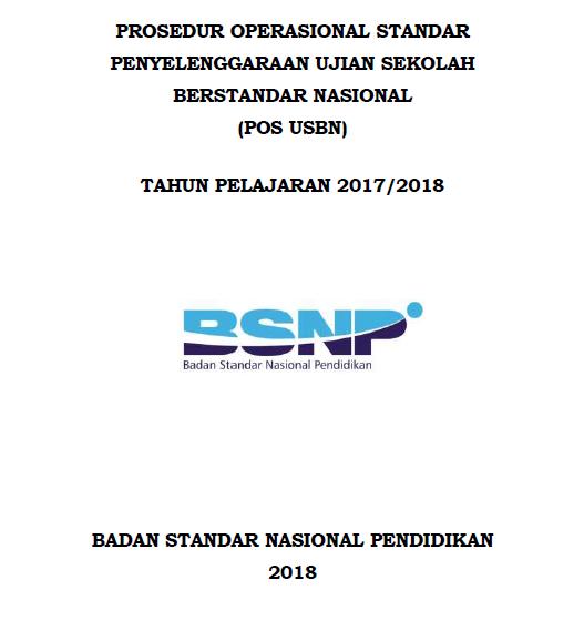 POS USBN 2018 PDF
