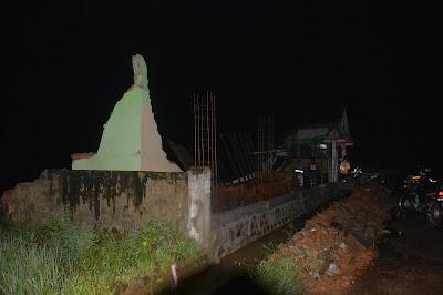 SDN Bendoroto Munjungan Habis Dilanda Bencana Banjir Bandang, Pemkab. Trenggalek Dirikan Sekolah Darurat