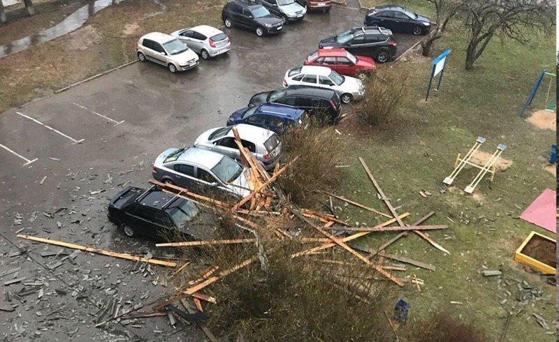 Как Москва пережила Ураган