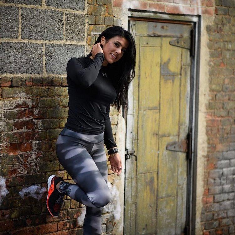 Fitness training Heba Ali