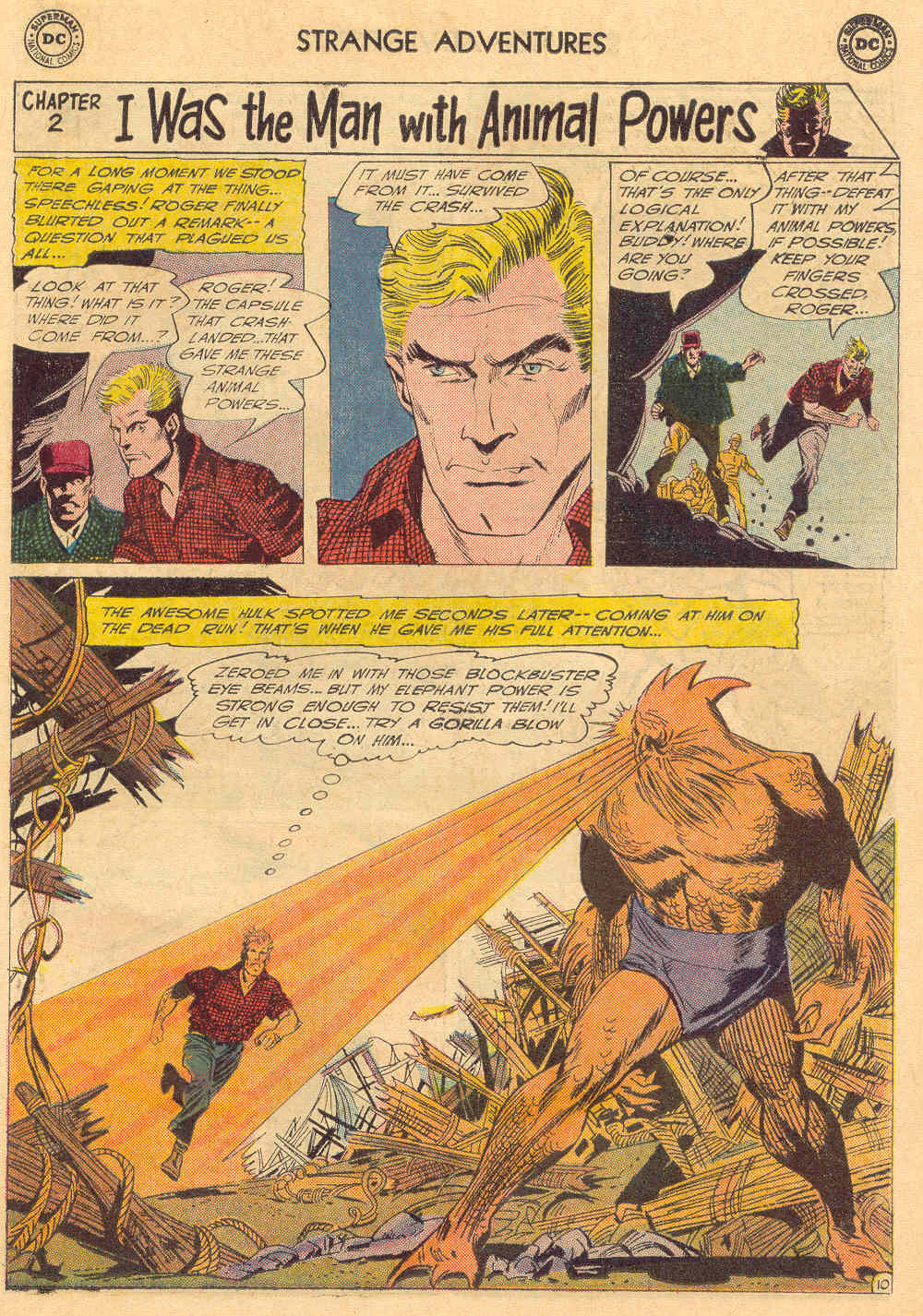 Strange Adventures (1950) issue 180 - Page 15