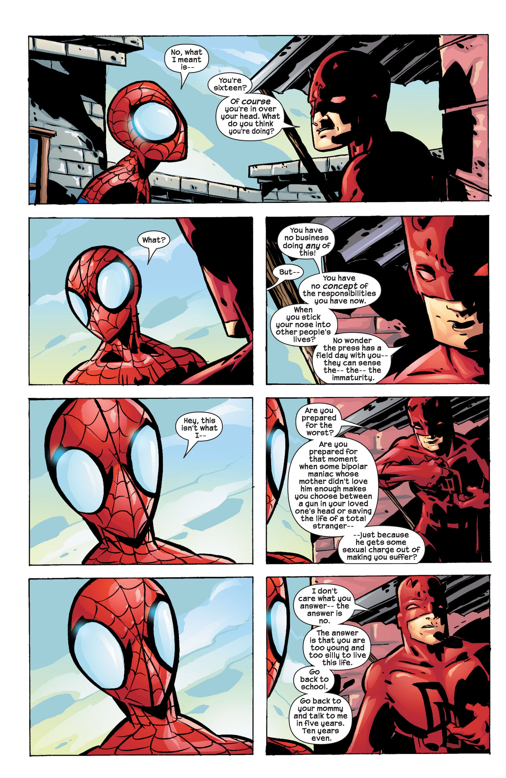 Read online Ultimate Spider-Man (2009) comic -  Issue #150 - 63