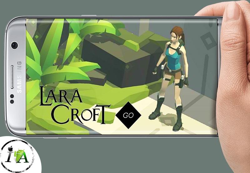 تحميل لعبة الغاز الشهيرة lara croft go للاندرويد