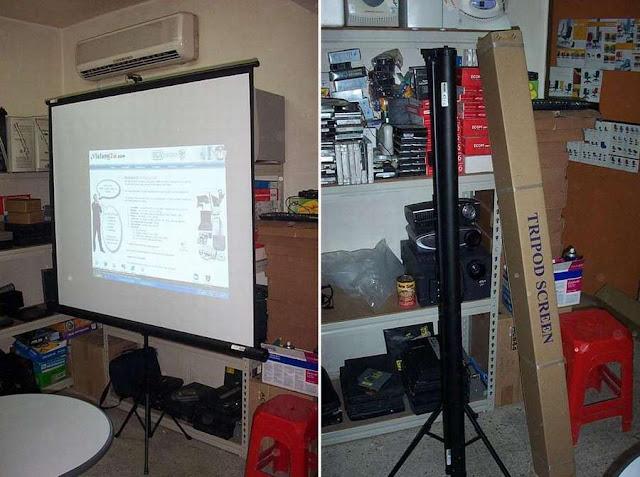 Rental Multimedia Infokus dan LCD Proyektor