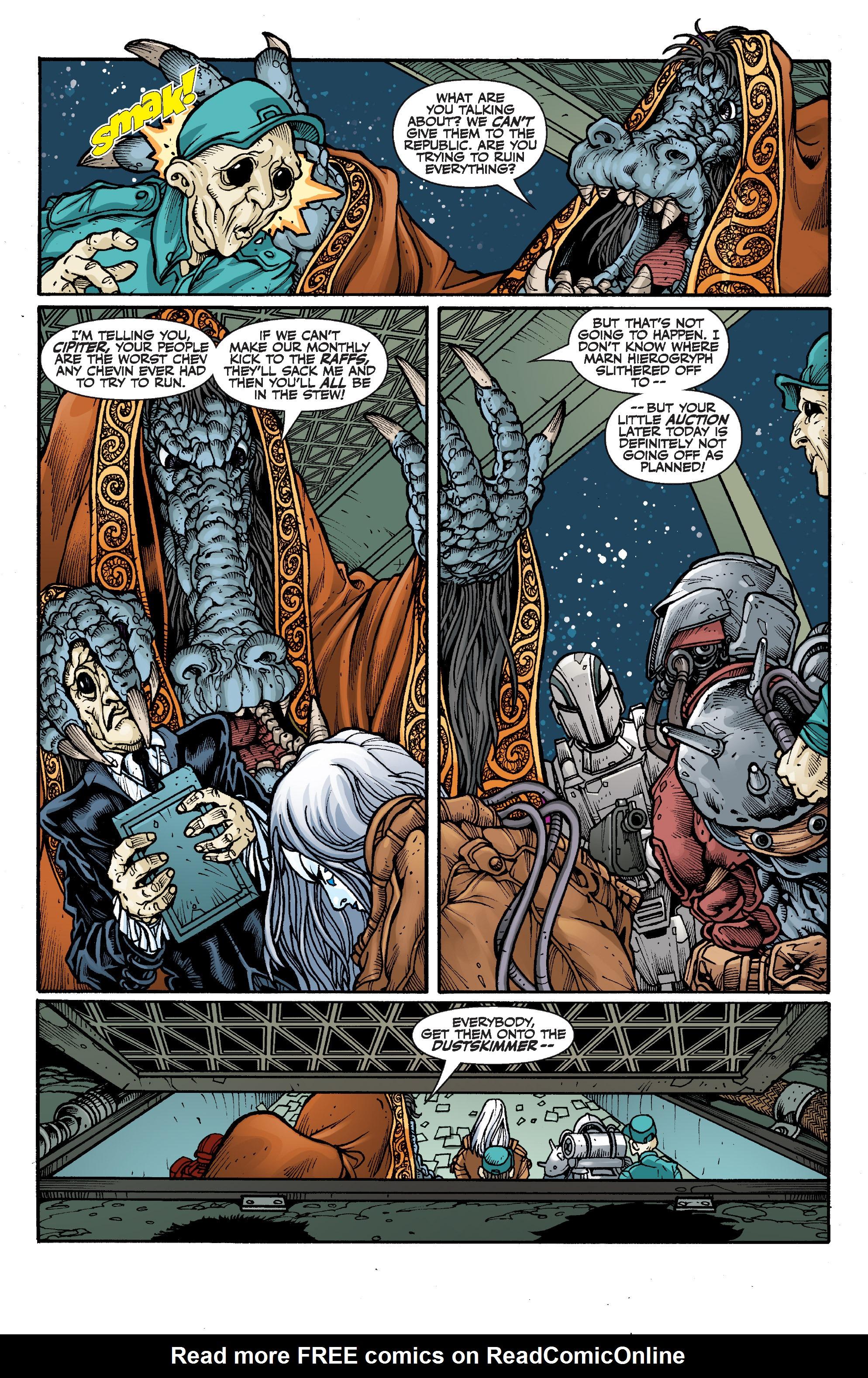 Read online Star Wars Omnibus comic -  Issue # Vol. 32 - 422