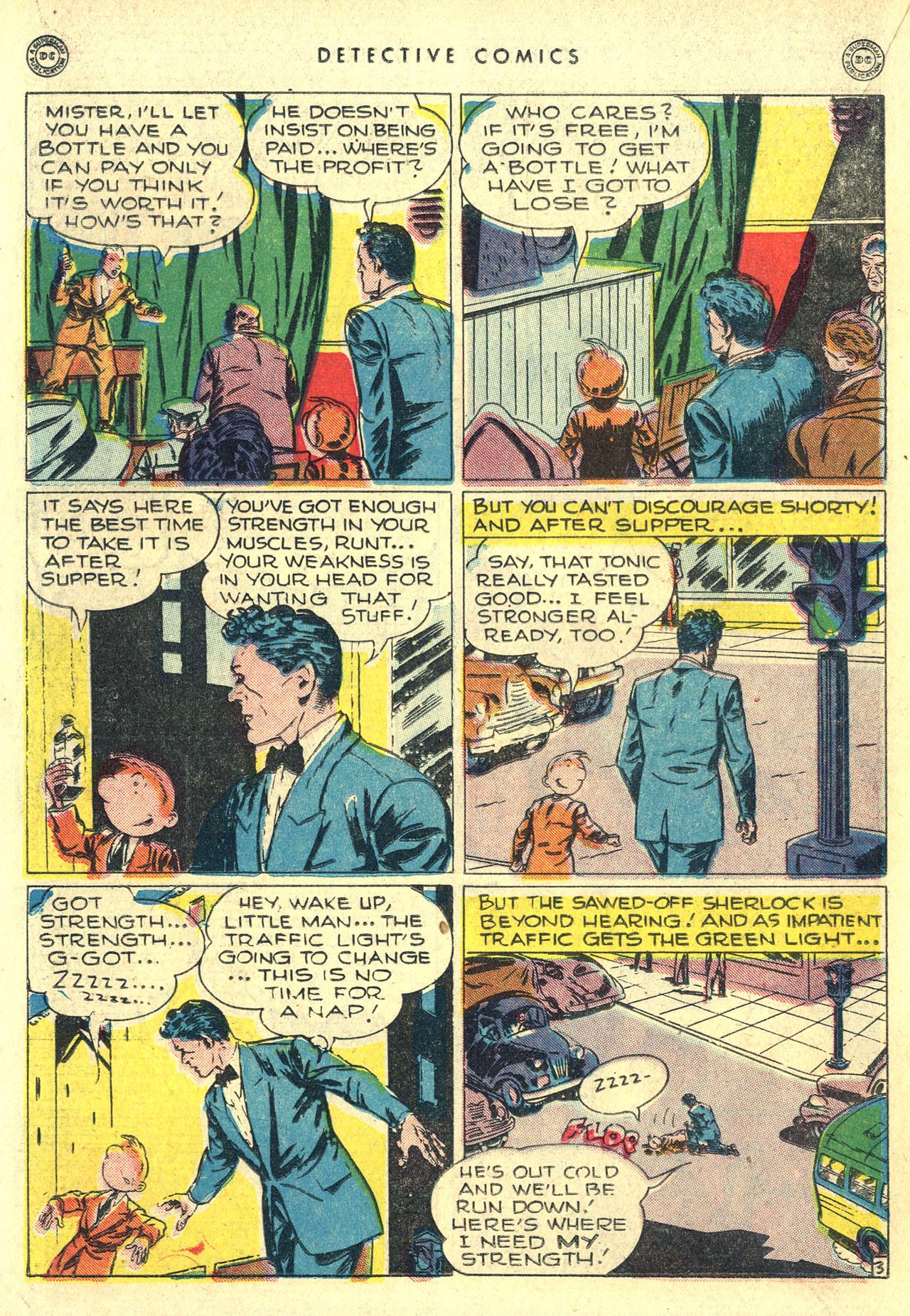 Read online Detective Comics (1937) comic -  Issue #116 - 26