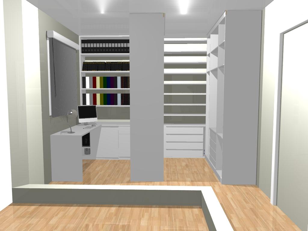 Sensational Sim Senhora Mae Planejando O Ape Closet Home Office Largest Home Design Picture Inspirations Pitcheantrous
