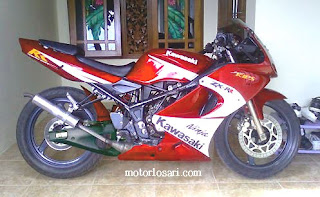 New Fairing Terbaru
