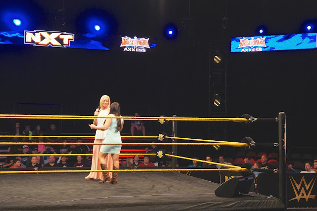 Alundra Blayze Interview - Wrestlemania 32 Axxess