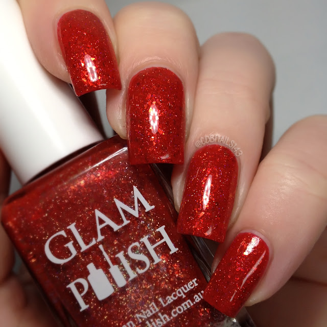 Glam Polish-Go Grease Lightning