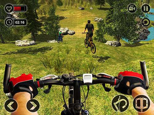 Uphill Offroad Bicycle Rider Android 1.2 Full