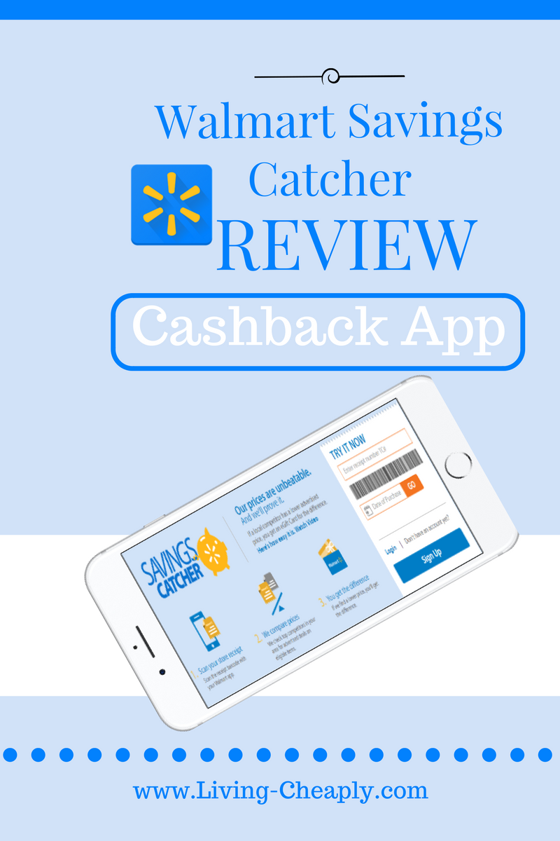 bc58d6456b70 Walmart savings catcher is very simple all you need is your receipt so