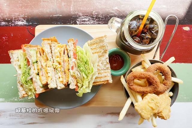 16825761 1232023670184209 344950766561333012 o - 西式料理|貓爪子咖啡 Cat's Claw  Brunch & Cafe'