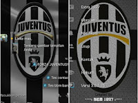 Download BBM MOD Juventus APK V3.0.1.25 Newest Best soccer BBM Theme