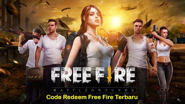 Kode redeem free fire terbaru bulan februari 2019