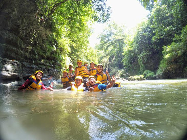 guha bau body rafting
