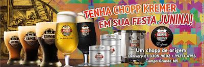 O MELHOR CHOPP DE CAMPO GRANDE - CLIQUE AQUI -