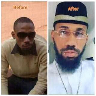 See before and after pictures of Phyno that got people talking