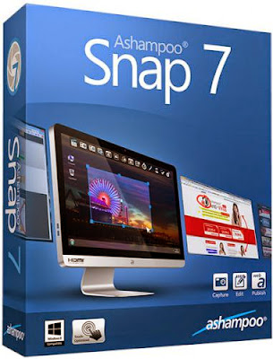 Ashampoo Snap 7.0.6 Multilingual + Crack