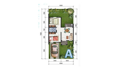 Rumah Type 36 Yang Berbiaya Murah Untuk Dibangun