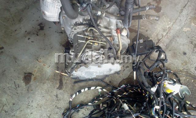 Perodua Myvi Auto Gearbox - Hirup o