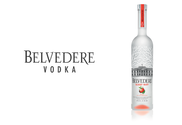 Belvedere Vodka Bloody Mary