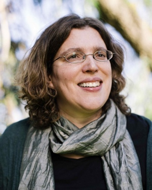 Composer Emily Doolittle