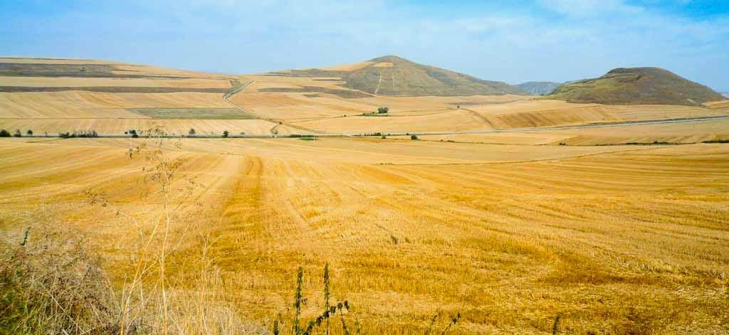 Castilla en el Camino de Santiago Francés