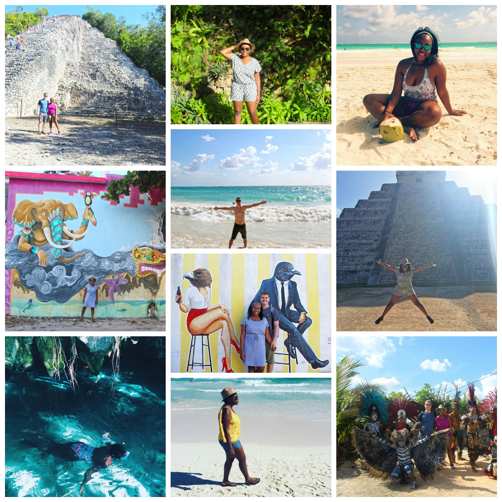 Mexico Road Trip: The Yucatan Peninsula