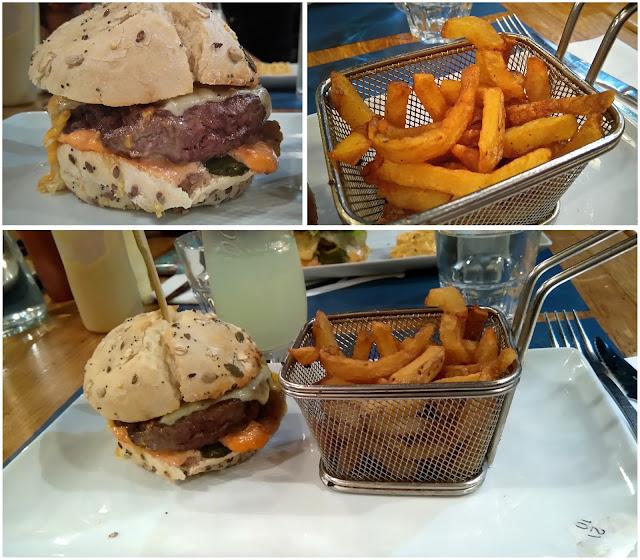 burger, b.mega cheese, mega cheese, cheese, le B., restaurant, nantes, bistrot, bullelodie