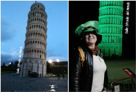 Torre di Pisa verde