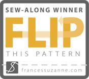 Flip This Pattern Sew-Along Winner
