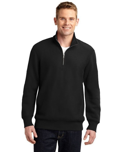 Sport-Tek ST283 Super Heavyweight Sweatshirt - Graphite Heather - M