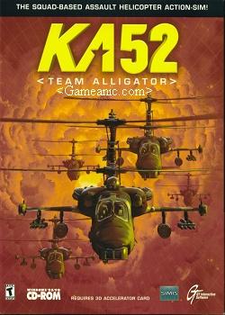 Ka-52 Team Alligator Game