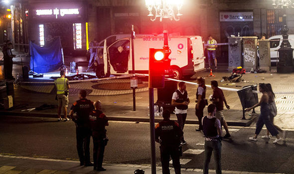 Βαρκελώνη: Άνθρωπος… του Θεού ο καθοδηγητής των τρομοκρατών