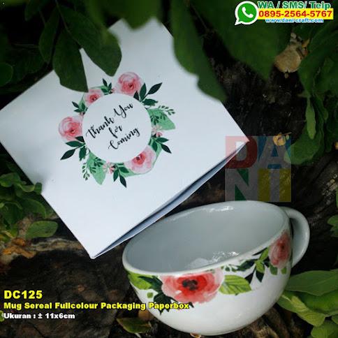Mug Sereal Fullcolour Packaging Paperbox