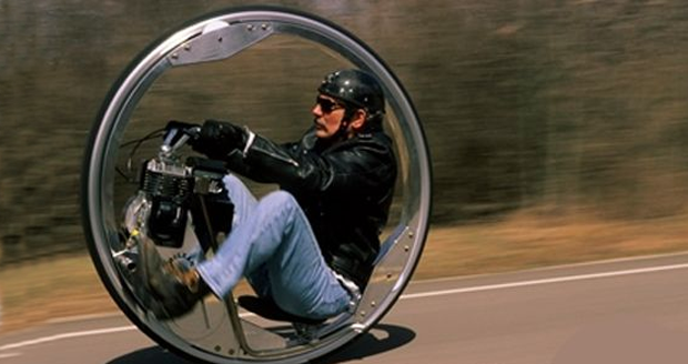 Motorised Monocycle
