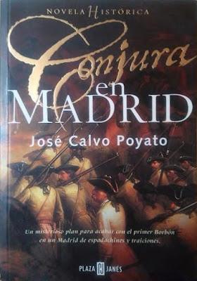 Conjura en Madrid - José Calvo Poyato (1999)