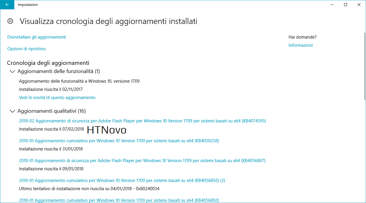 Aggiornamento-Microsoft